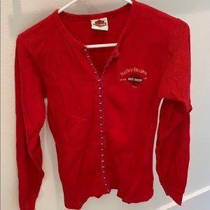 Harley Davidson Women's St. Pete Beach shirt